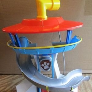 Small Paw Patrol Lookout Tower and Chase